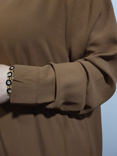 Combinaison Hijab Helen Camel - Thumbnail