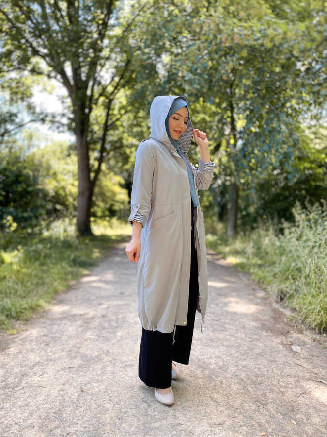 Sommersport Cape Grey